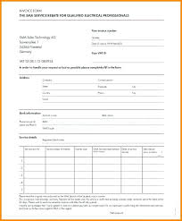 Electrical Invoice Template Free Electrical Invoice Template Free Electrical Invoice Electrical 94