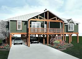 small house plans for small lots unique house plans pilings elevated home plans small beach