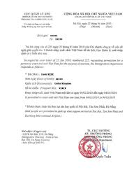 vietnamsvisa now offers worldwide travelers a special visa on approval letterapproval letter