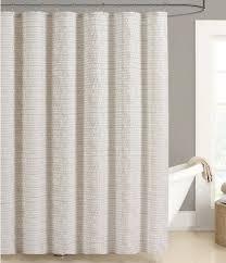 Beige shower curtains Classy J Queen New York Logan Shower Curtain Dillards Shower Curtains Shower Rings Dillards