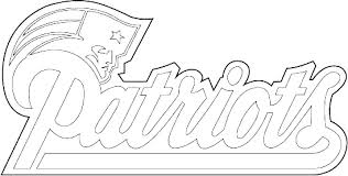Coloring Pages Eagles A Nfl Logo Best Hashclub