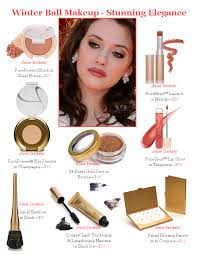 day 21 winter ball jane iredale palladio beauty makeup looks
