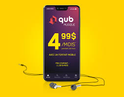 Un forfait cellulaire généreux avec le forfait mobile premium 6 go, votre téléphone vous accompagne pour que vous puissiez profiter pleinement de chaque moment. Qub Musique Ecoutez Vos Chansons En Continu Videotron