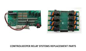 Colortran Lighting Parts Controlkeeper Relay Systems Replacement Parts Goknight
