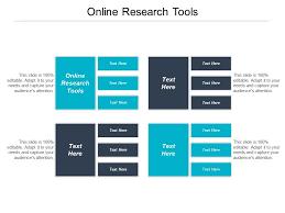 Research Portfolio Template Online Research Tools Ppt Powerpoint Presentation Portfolio