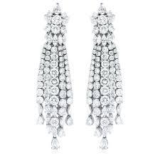 gold chandelier earrings ct diamond white gold chandelier earrings gold chandelier earrings rose gold chandelier