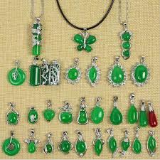 whole malay jade pendant gold