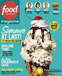 food network magazine 2015. Fine Network Food Network  June 2015 In Magazine E