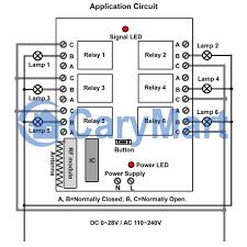 channel rf remote control circuit diagram  6 channel 500m ac 220v rf remote control set transmitter on 6 channel rf remote control