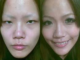 16 18 asian s before and after makeup