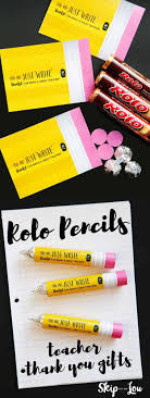 rolo candy teacher appreciation gift idea learn how to make this easy candy pencil for your special teacher