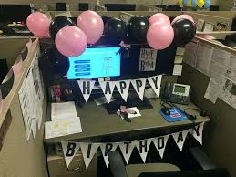 office birthday decorations. office birthday decorations ideas for desk cubicle