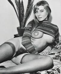 Vintage nude video girls