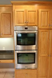 30 electric double wall oven