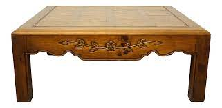 Shop thomasville furniture at lenoir empire furniture, the finest resource for dining room, bedroom, living room, home office, & much more. Thomasville Furniture Country Gallery Collection 39 Square Accent Coffee Table 8871 150 Chairish
