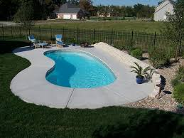 Small Inground Pools   Swimming Pools for Small Spaces   Inground Wading  Pool