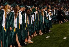 Santa Fe High School Students Graduate 2 Weeks After Deadly Mass