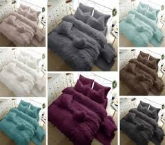 your must have winter bed set supersoft fluffy and warm it will add extra softness to your bed perfect for winter nights