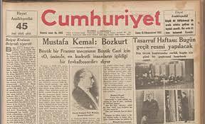 Atatürk'ün İç ve Dış Basında Türklüğün Simgelerinden Bozkurt ile Özdeşleştirilmesi - Ekşi Şeyler