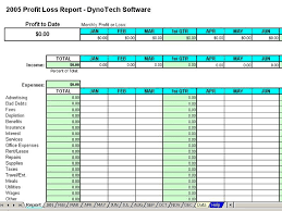 Expense Report Template For Excel Expense Report Template Excel Profit Loss Statement