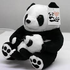 suzukatu  rakuten global market parentchild plush lovely panda