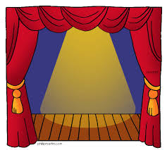 Image result for theatre performance clipart