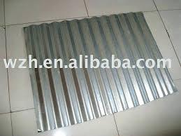 galvanized corrugated panels steel utility gauge roof panel canada tin sheets sheet metal fence galvanize