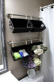 Perfect Bathroom Wall Storage Baskets Best 25 Basket Ideas On Pinterest To Inspiration Decorating