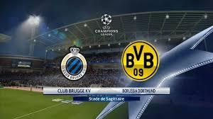 Club Brugge vs Borussia Dortmund - YouTube