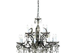 round iron chandelier with candles outdoor rustic wrought candle australia chande