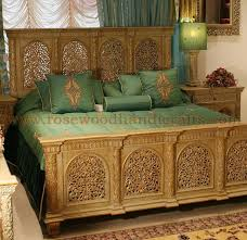wooden furniture bed design. pakistan onyx marble manufacture and world wide exporter of wooden carved bed set rosewood handicrafts furniture antique design