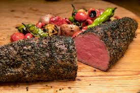 Chef garth and amy cook up a delicious meal that will be perfect for your table on christmas evening. Tenderloin Perini Ranch