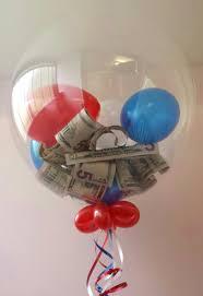 personalised balloon gifts created by pink tree parties kirkham preston pinktreeparties