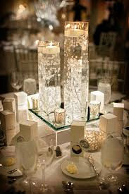 Wedding Reception Arrangements For Tables 40 Stunning Winter Wedding Centerpiece Ideas Deer Pearl Flowers