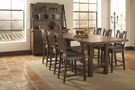 farmhouse dining room furniture impressive. Awesome Ideas Rustic Counter Height Dining Table Sets Padima 5 Piece Set Bana Home Decors Tables Farmhouse Room Furniture Impressive E