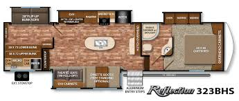 Grand Design Reflection Floorplans Windish Rv Center Archives The Gypsy Family Rv Blog