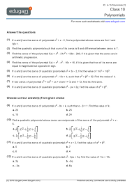 class 10 math worksheets and problems linear equations in two 374304