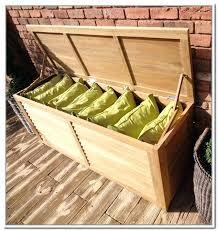 garden cushion storage outdoor cushion storage bag
