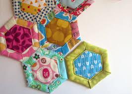 quilt as you go hexagon tutorial | Tracing tools, Hexagon shape ... & quilt as you go hexagon tutorial Adamdwight.com