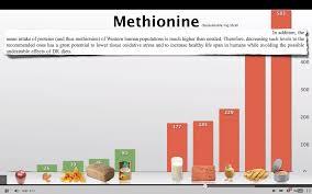 Foods Low In Methionine Chart Methionine Restriction Reduce Cancer Olive Retreat Blog