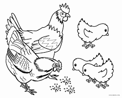 Download these cute and engaging farm animal printables for your preschool, pre k or kindergarten kids or students! Free Printable Farm Animal Coloring Pages For Kids