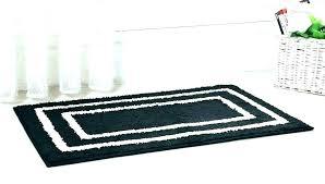 white bathroom rugs black and bath rug striped mat set sets gray grey ralph lauren ruffle