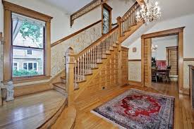 Hidden room under the stairs! traditional-entry