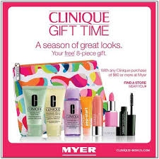 macy s clinique gift with purchase dates