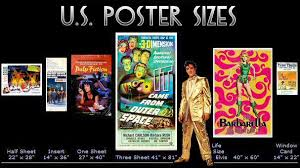 standard size posters american movie poster sizes types styles u s posters cinemasterpieces