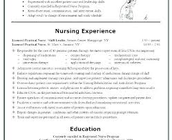 Lpn Resume Sample Cool Lpn Resumes Formallogicdecay