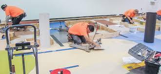 Flooring Installers Training Certification Install Floorcovering
