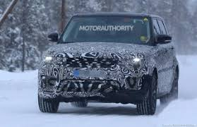 2018 land rover facelift. simple rover 2018 land rover range sport spy shots gallery 1  motorauthority throughout land rover facelift v