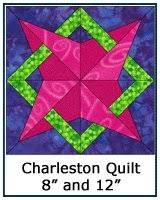 Free Quilt Block Patterns Library & ... Charleston Quilt block ... Adamdwight.com