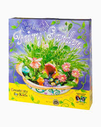 creativity for kids wee enchanted fairy garden kit